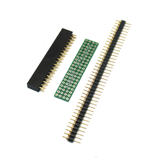 BreadBoardStrip 20pos BreadBoardAdapter Kit