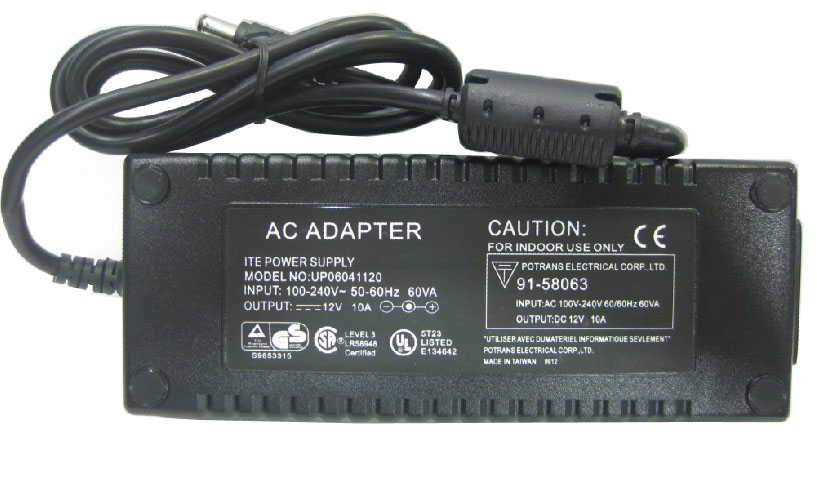 AC adapter 12V/5A