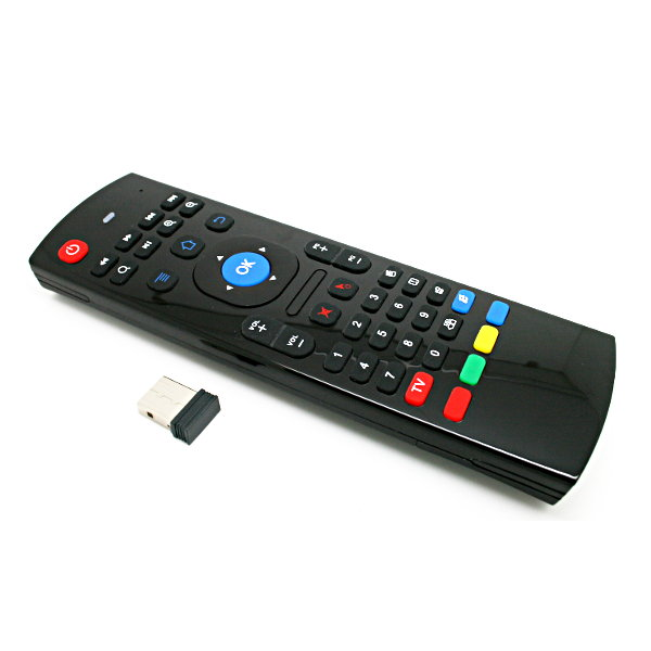 2.4GHz 3D Remote Control/Keyboard/Mouse