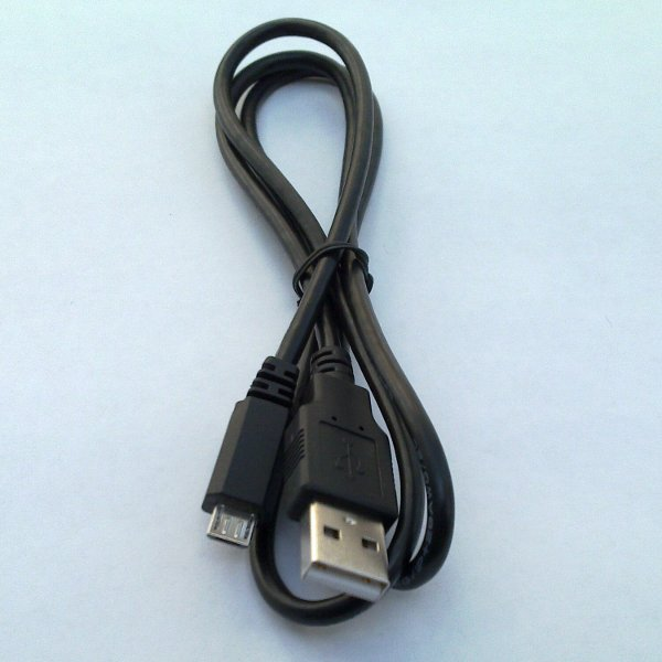 USB Micro-B cable 90cm
