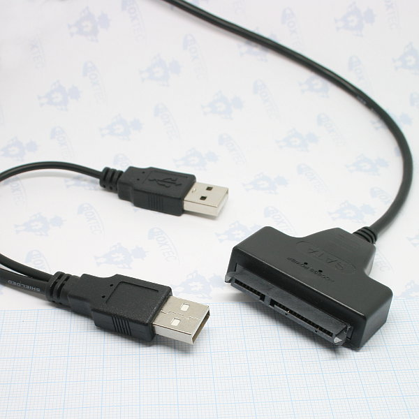 "SATA - USB Adapter (2.5"" only)"
