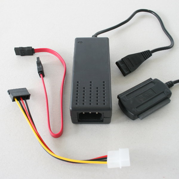 SATA/IDE - USB Adapter w/ Power Supply