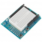 Arduino Prototype Shield mit Mini Breadboard