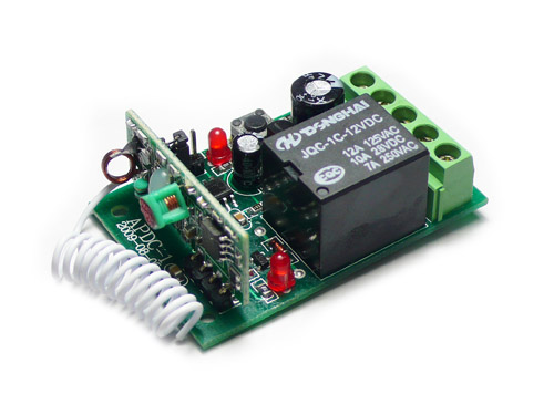 Codec-Adaptive Wireless Relay 315MHz