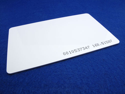 EM4100 125kHz RFID Card