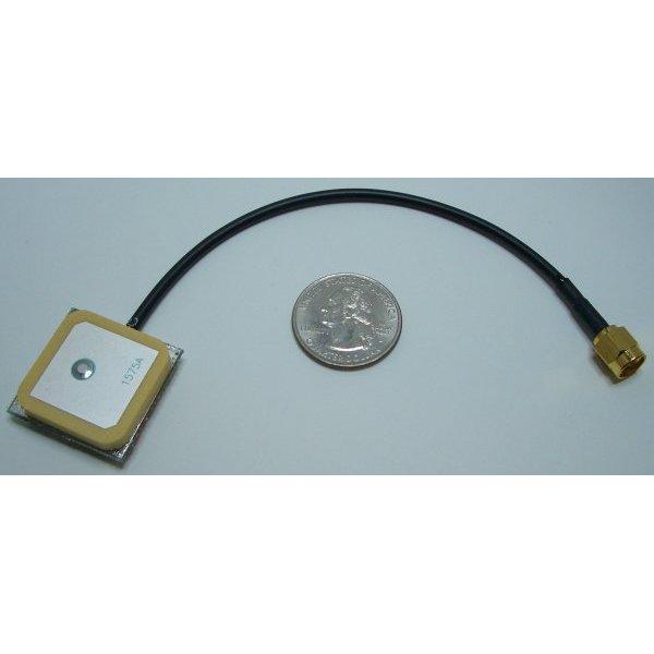 Antenne integriert für GPS  (SMA)