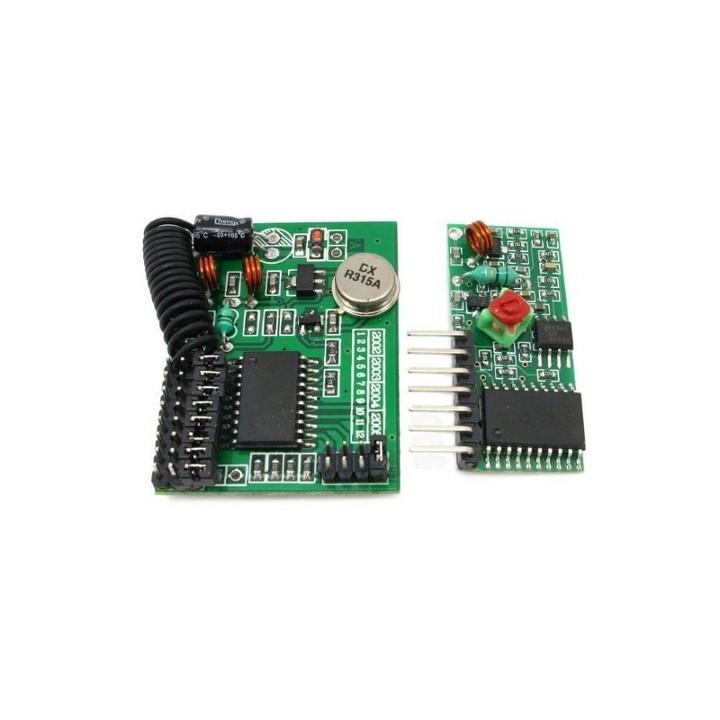 315MHZ RF Link Kit - mit Encoder und Decoder