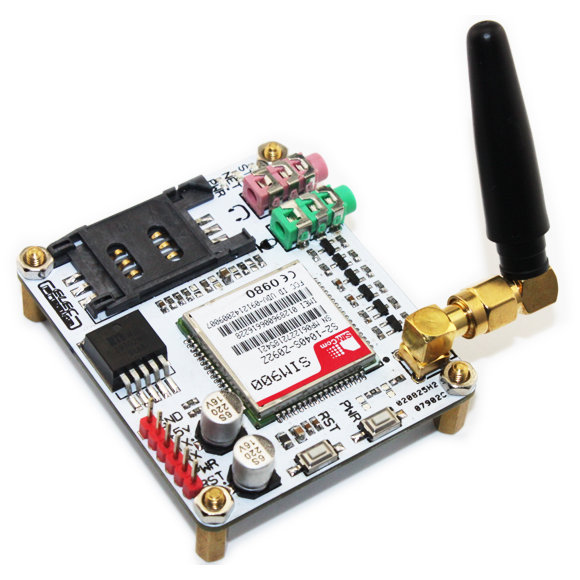 GPRS/GSM Module - EFCom Pro
