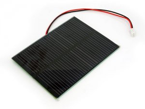1.0W Solar Panel 80x100