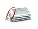 Lithium Ion polymer Batteries pack - 3Ah
