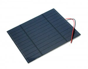 3W Solar Panel 138X160