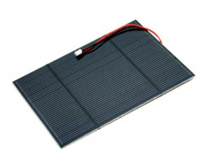 2.5W Solar Panel 116X160