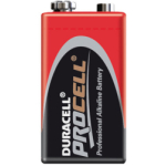 6LR61 9V Duracell Procell Battery