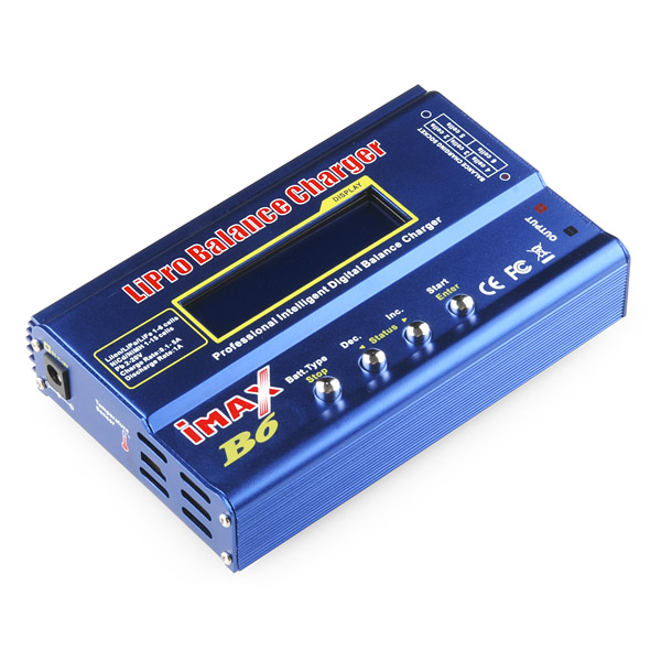 Lithium Ion polymer Battery Charger 50W/5A