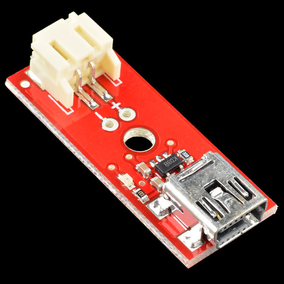 LiPo Charger Basic - Mini-USB