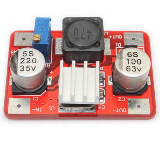 DCDC (LC)LM2577 Step-Up Module