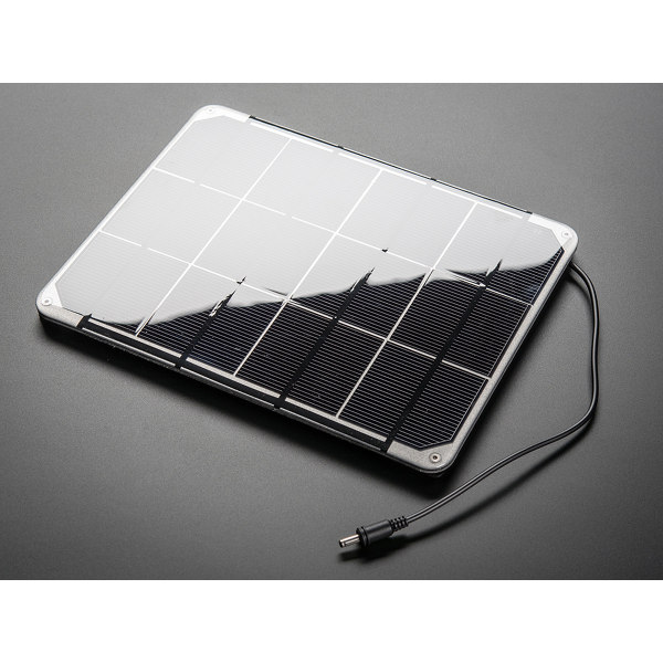 Huge 6V/5.6W Solar panel