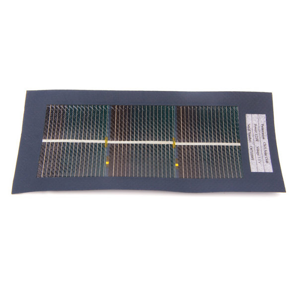 1.25W CIGS Flexible Thin-Film Solar Panel