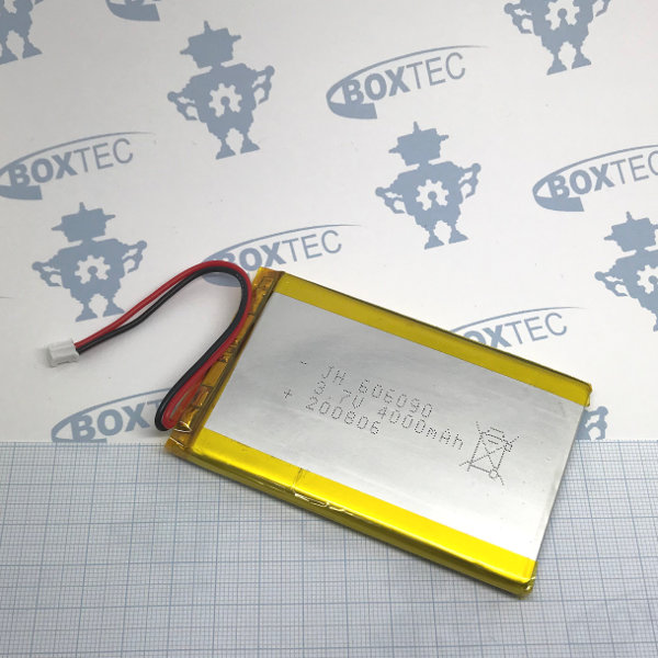 Lithium Ion Polymer Batteries Pack - 4000mAh