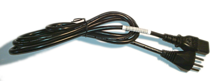 Power cable SEV (CH)