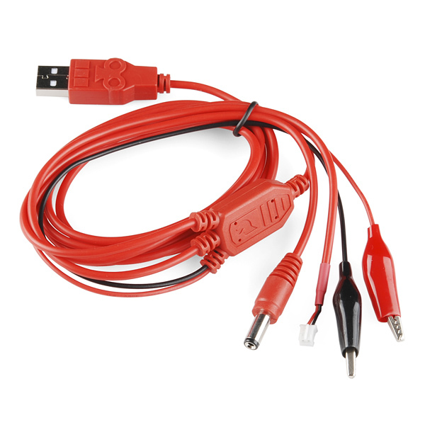 SparkFun Hydra Power Cable - 180cm