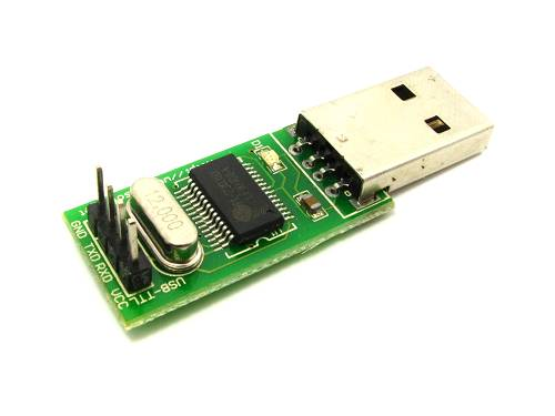 PL2303 USB to TTL Module