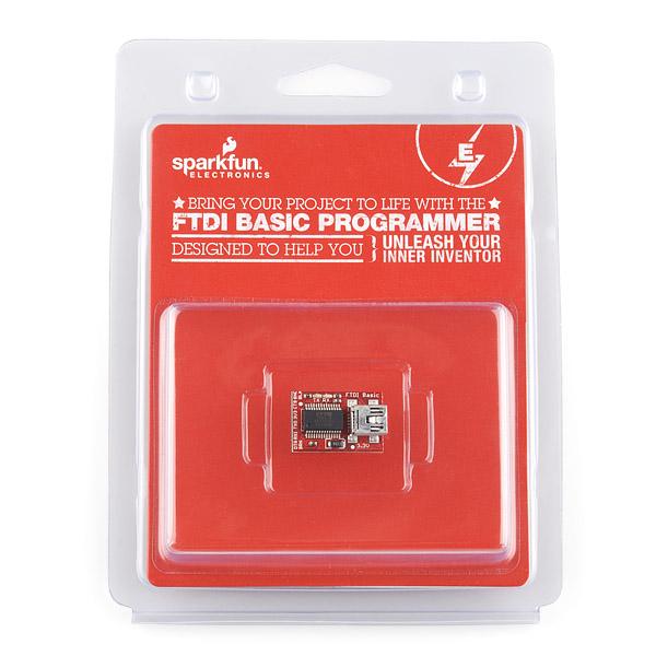 FTDI Basic Breakout 3.3V
