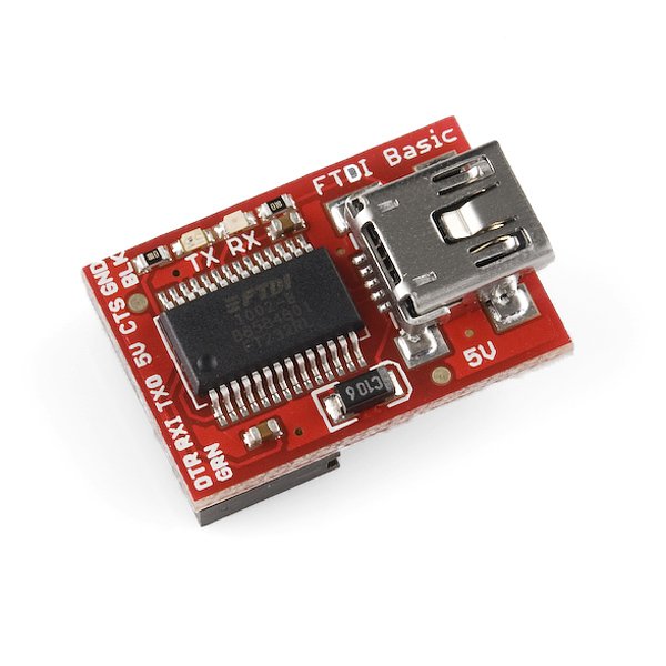 FTDI Basic Breakout - 5V