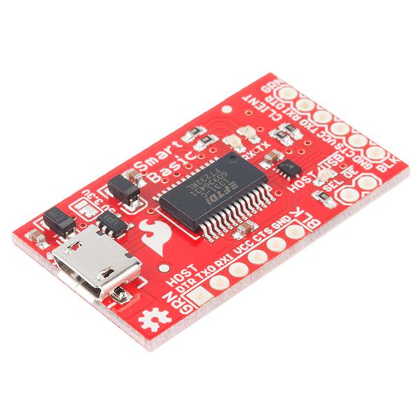 FTDI SmartBasic