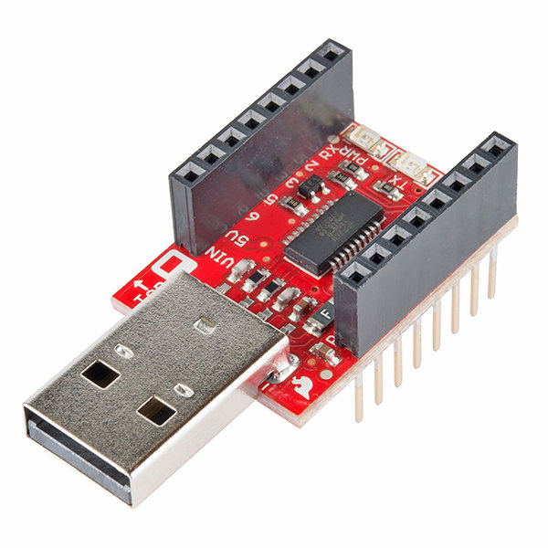 MicroView - USB Programmer