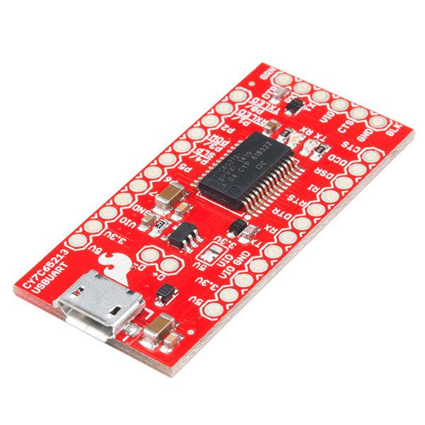 Sparkfun USB UART Serielles Breakout - CY7C65213