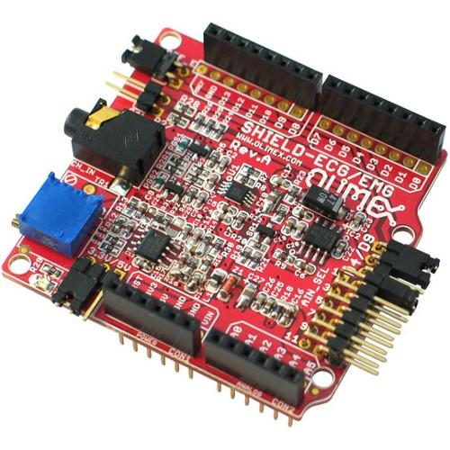 Shield EKG-EMG