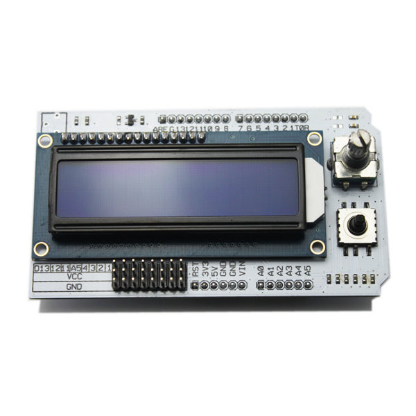 LCD Key Shield