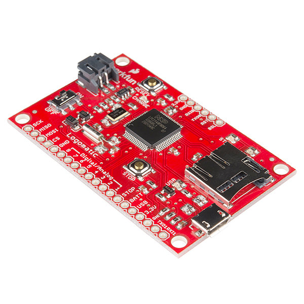 Logomatic v2 Serieller SD Datalogger (FAT32)