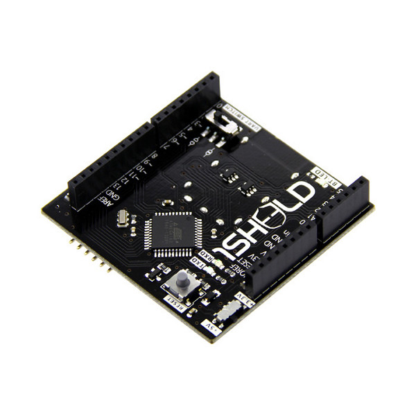 1Sheeld - Replace Arduino Shields with your Smartphone