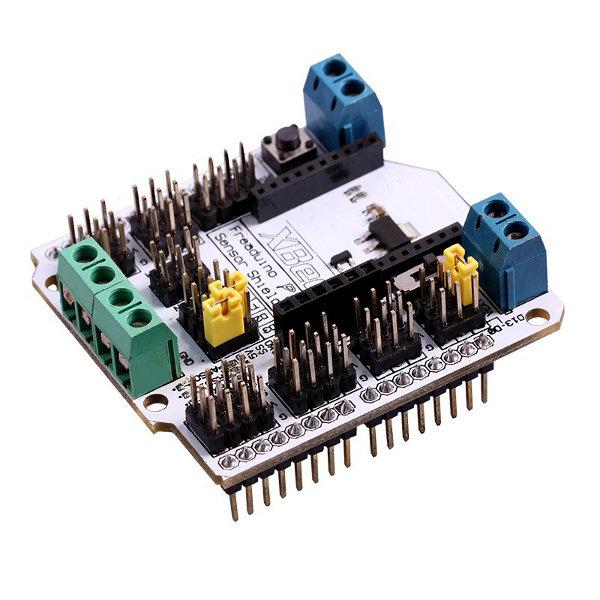 Freaduino Sensor Shield w/ XBee Socket - SHD-SEN01