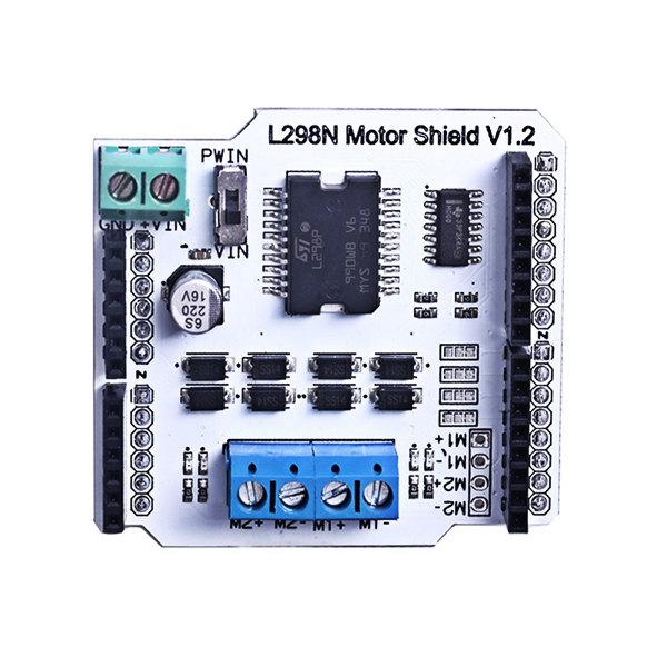L298 Motor Shield - SHD-L298N