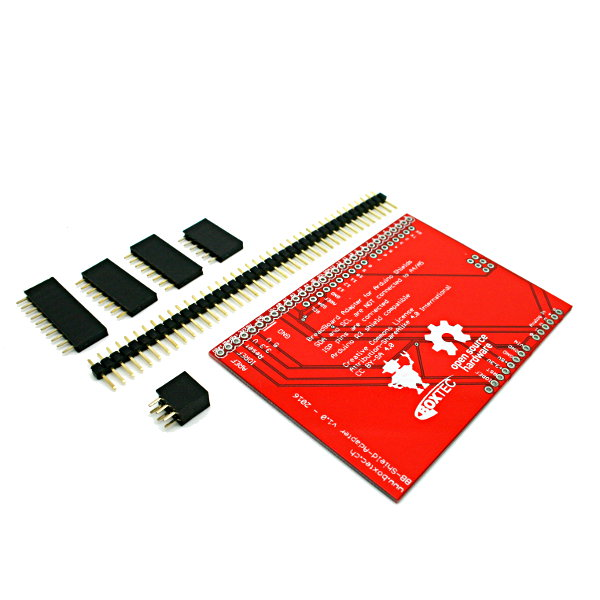 Breadboard Shield Adapter Kit v1.0
