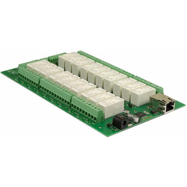 20-Kanal Ethernet Relais 16A - ETH8020