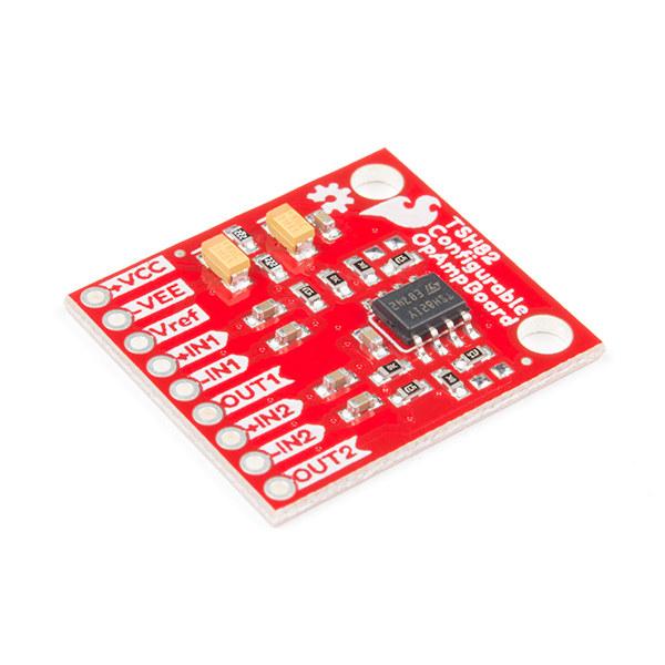 SparkFun Konfigurierbarer OpAmp Board - TSH82