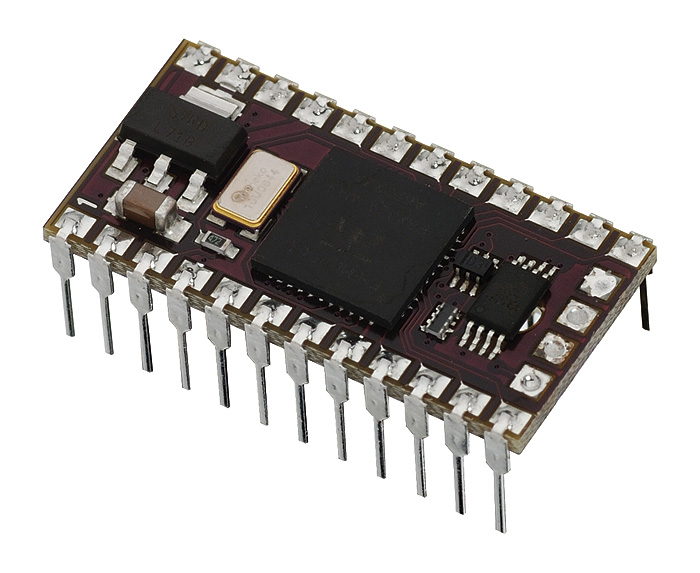 Spin Stamp Microcontroller