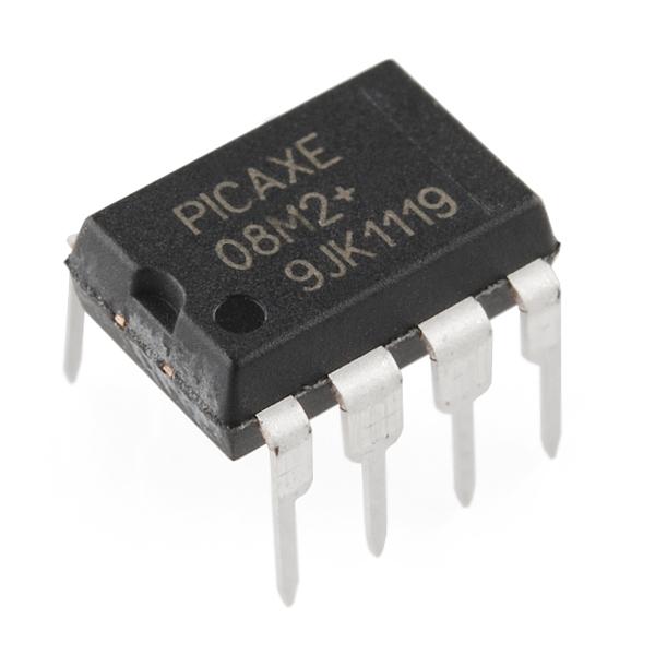 PICAXE 08M2 Microcontroller (8Pin)