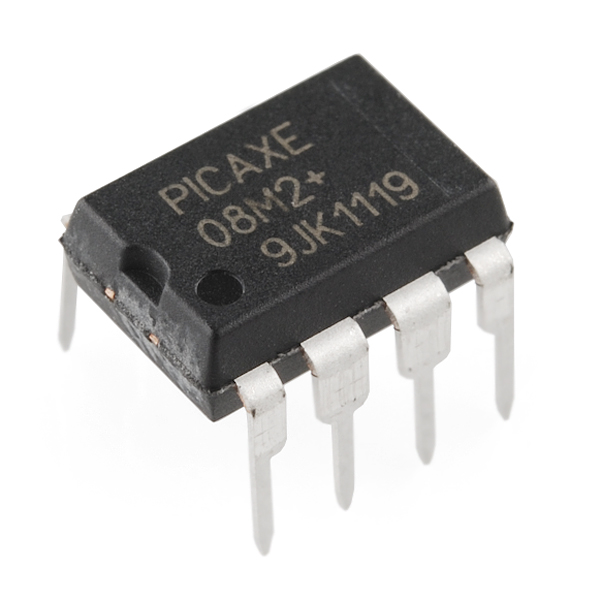 PICAXE 08M2 Mikrokontroller (8Pin)