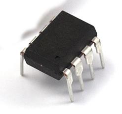 AVR 8 Pin 20MHz 4K 4A/D - ATtiny45-20PU