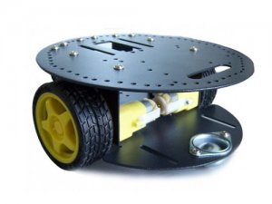 2WD Arduino mobile robot platform