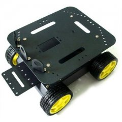 4WD Arduino mobile robot platform