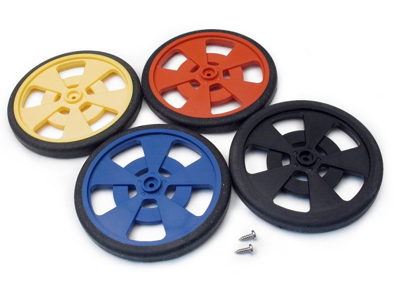GM Series Plastic Wheel