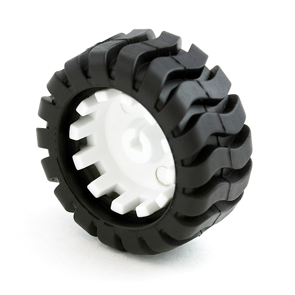 Wheel 42x19mm