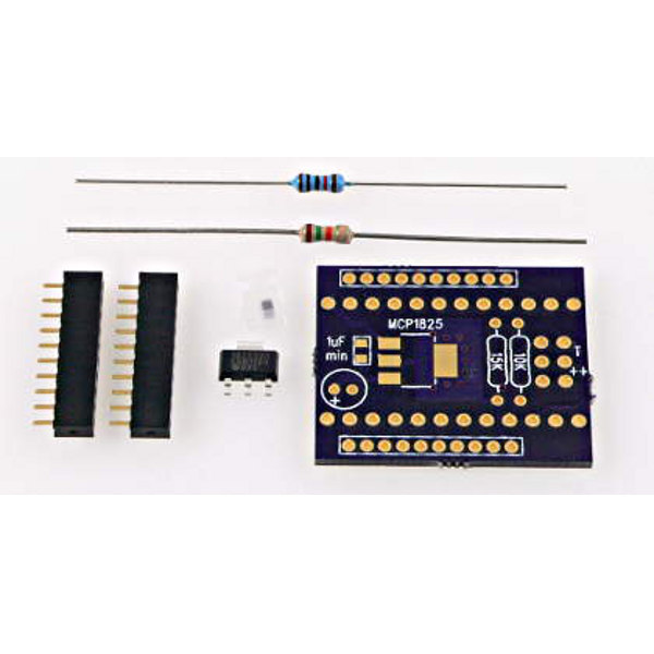 Teensy to XBee Adaptor Kit