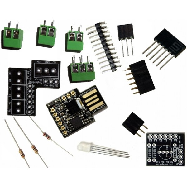 Digispark Beginner Kit